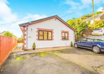 Thumbnail 3 bed detached bungalow for sale in High Street, Argoed, Blackwood