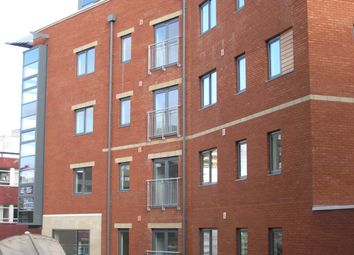 Thumbnail 2 bed flat to rent in The Chimes, Campo Lane, Sheffield