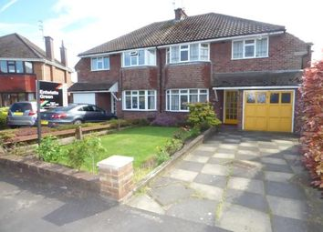 Thumbnail 4 bed semi-detached house for sale in Buckingham Road, Maghull, Liverpool, Merseyside