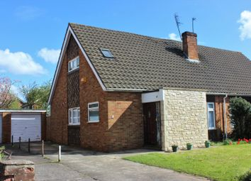 Thumbnail 3 bed semi-detached house for sale in Branksome Drive, Winterbourne