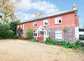 Thumbnail 6 bed detached house for sale in Salisbury Road, Winkton, Christchurch