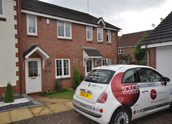Thumbnail 3 bed terraced house to rent in Patriot Close, Watnall, Nottingham