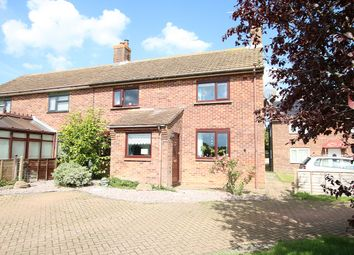 Thumbnail 4 bed semi-detached house for sale in Pearsons Place, Henley, Ipswich, Suffolk