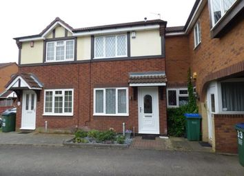 Thumbnail 2 bed terraced house for sale in Sorrel Drive, Walsall, West Midlands