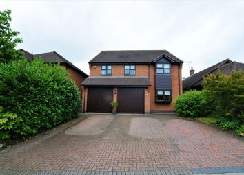 Thumbnail 5 bed detached house for sale in Narrow Lane, Denstone, Uttoxeter
