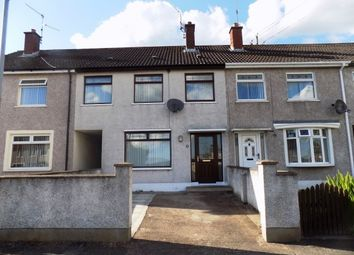 Thumbnail 3 bed terraced house to rent in Ballyknocken Park, Lisburn
