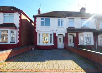 Thumbnail 3 bedroom end terrace house to rent in Grangemouth Road, Radford, Coventry