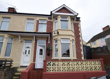 Thumbnail 3 bedroom end terrace house for sale in Hill Street, Barry