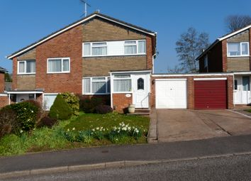 Thumbnail 3 bed semi-detached house to rent in Tuckers Meadow, Crediton