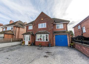 Thumbnail 4 bed detached house for sale in Forest Road, Coalville