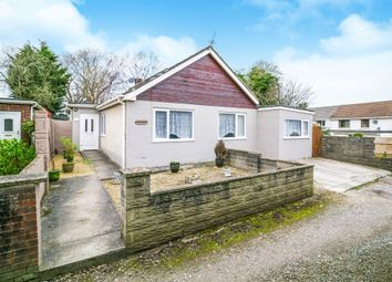 3 bed detached bungalow for sale in Stormy Lane, North Cornelly, Bridgend CF33