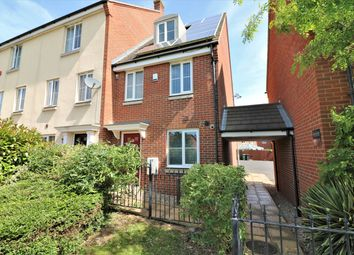 Thumbnail 3 bed end terrace house for sale in South Green, Dereham