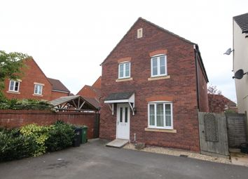 Thumbnail 3 bed detached house for sale in Eight Acre Meadow, Bridgwater