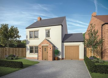 Thumbnail 3 bed detached house for sale in 9 The Green, Pickhill, Thirsk