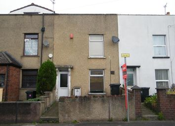 Thumbnail 2 bed terraced house for sale in Bell Hill Road, St. George, Bristol