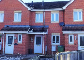 Thumbnail 2 bed town house for sale in Dewberry Gardens, Forest Town, Mansfield