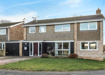 Thumbnail 5 bed detached house for sale in Deansfield, Cricklade, Swindon