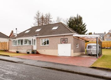 Thumbnail 4 bed detached house for sale in Laurel Avenue, Crieff