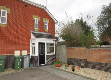 Thumbnail 1 bed semi-detached house for sale in Parliament Court, Dussindale, Norwich