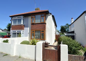 Thumbnail 3 bed semi-detached house for sale in Wynn Road, Whitstable