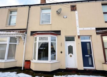 2 bed terraced house for sale in Clyde Terrace, Coundon, Bishop Auckland DL14