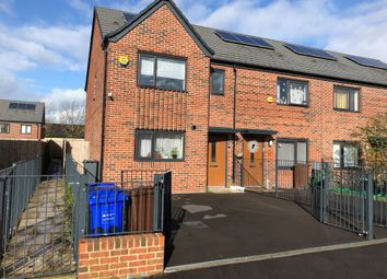 Thumbnail 3 bed semi-detached house for sale in Beastow Road, Manchester