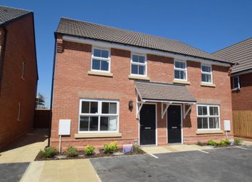 Thumbnail 3 bed semi-detached house for sale in Lawrence Drive, Warboys, Huntingdon