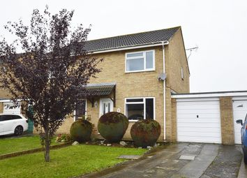 Thumbnail 3 bed semi-detached house for sale in Magnolia Road, Radstock, Somerset
