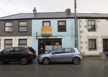 Thumbnail Retail premises for sale in 38 Scorrier Street, St Day, Redruth, Cornwall