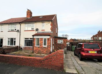 Thumbnail 2 bed end terrace house to rent in Clydesdale Avenue, Penshaw, Houghton Le Spring