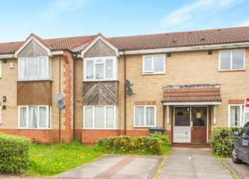 Thumbnail 2 bed flat for sale in Pickering Close, Belgrave, Leicester