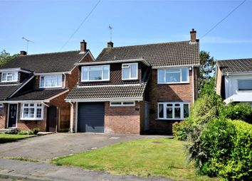 Thumbnail 4 bed detached house for sale in Juniper Close, Billericay