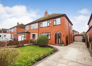 Thumbnail 3 bed semi-detached house for sale in Friends Lane, Warrington