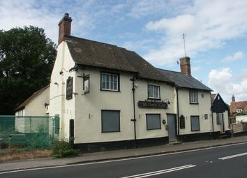 Thumbnail Pub/bar for sale in Linton Road, Hadstock
