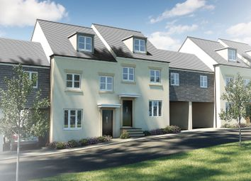 "Thumbnail 3 bed semi-detached house for sale in ""The Acton Sp"" at Barracks Road, Modbury, Ivybridge"