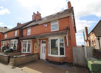 Thumbnail 4 bed semi-detached house for sale in Stourbridge Road, Bromsgrove, Worcestershire