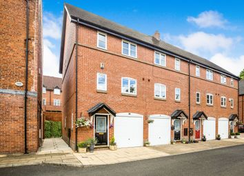 Thumbnail 3 bed end terrace house for sale in Old Mill Place, Tattenhall, Chester