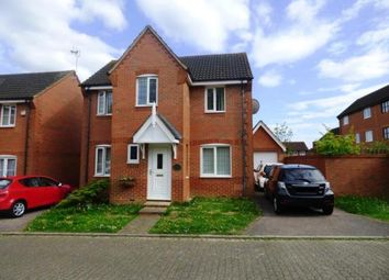 Thumbnail 3 bedroom detached house for sale in Springfield Boulevard, Springfield, Milton Keynes, Buckinghamshire