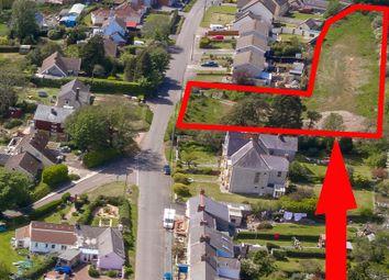 Thumbnail Land for sale in The Yard Merlins Cross, Lower Lamphey Road, Pembroke, Pembrokeshire.