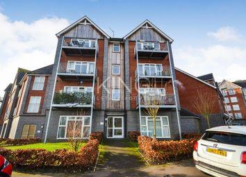 Thumbnail 2 bed flat for sale in 69 Millward Drive, Fenny Stratford, Milton Keynes, Buckinghamshire