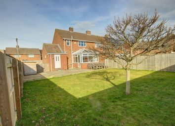 Thumbnail 2 bedroom semi-detached house for sale in Otterburn Crescent, Houghton Le Spring