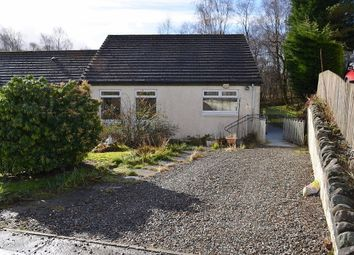 Thumbnail 2 bed bungalow for sale in Cammesreinach Crescent, Hunters Quay, Dunoon
