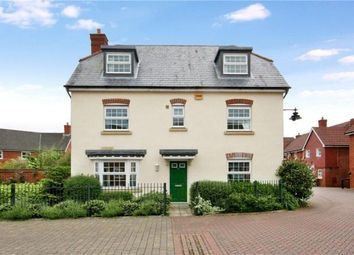 Thumbnail 5 bed detached house to rent in Withy Close, Romsey