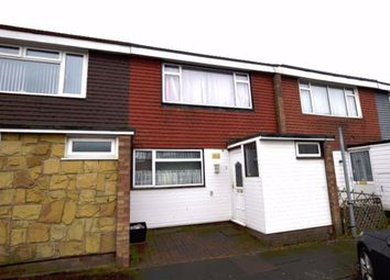3 bed terraced house for sale in Wykes Green, Basildon, Essex SS14