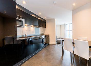 Thumbnail 1 bed flat to rent in Indigo Blu, 14 Crown Point Rd, Leeds