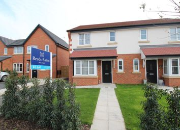 3 bed semi-detached house to rent in Severn Way, Holmes Chapel, Crewe CW4