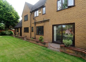 Thumbnail 5 bedroom detached house for sale in Stow Gardens, Wisbech