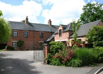 Thumbnail 5 bed farmhouse for sale in Luke Lane, Brailsford, Ashbourne, Derbyshire