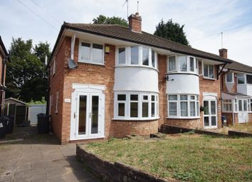 Thumbnail 3 bed semi-detached house for sale in Lodge Hill Road, Selly Oak, Birmingham