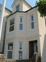 Thumbnail 5 bed terraced house to rent in Canterbury Road, Folkestone